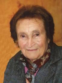 Funerali Riccione - Necrologio di Lina Baffoni