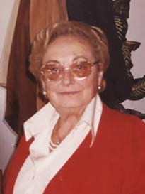 Funerali Riccione - Necrologio di Teresa Zangheri