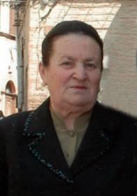 Funerali Carassai - Necrologio di Maria Romanelli Ved. Tiburtini