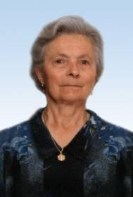 Funerali Carassai - Necrologio di Giulia Alesi Ved. De Santis