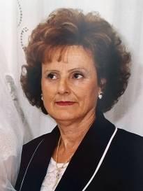 Funerali Potenza Picena Carassai - Necrologio di Luciana Amadio in Mannocchi