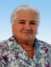 Funerali San Benedetto - Necrologio di Giuseppina Violoni