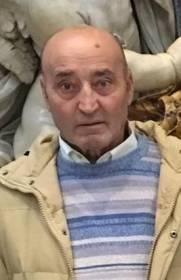 Necrologio ed informazioni sul funerale di Gostin Pavel