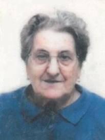 Necrologio ed informazioni sul funerale di Angelina Sabbatinelli