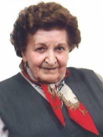 Necrologio ed informazioni sul funerale di Umbertina Pierfederici