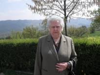 Necrologio ed informazioni sul funerale di Eria Spallanzani