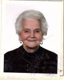 Necrologio ed informazioni sul funerale di Bruna Busani