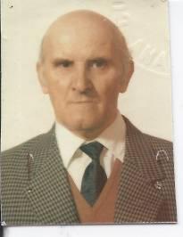 Necrologio ed informazioni sul funerale di Vilio Baroni