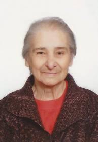 Necrologio ed informazioni sul funerale di Anna (Iose ) Benassi