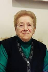 Necrologio ed informazioni sul funerale di Giuseppa Pistelli