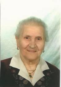 Necrologio ed informazioni sul funerale di Anita Cineroli
