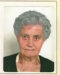 Necrologio ed informazioni sul funerale di Irma Sacchellotti