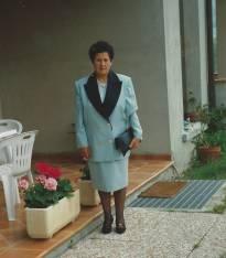 Necrologio ed informazioni sul funerale di Fausta Ghirelli