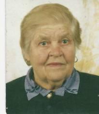 Necrologio ed informazioni sul funerale di Melide Spelti
