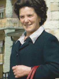 Necrologio ed informazioni sul funerale di Francesca Caprari