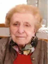 Funerali Casina - Necrologio di Vilma Cilloni