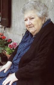 Necrologio ed informazioni sul funerale di Vincenza Marchese