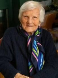 Necrologio ed informazioni sul funerale di Bruna Cestari
