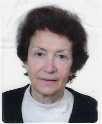 Necrologi di Maria Teresa Marangoni