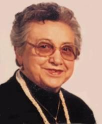Necrologi di Maria Mantovani