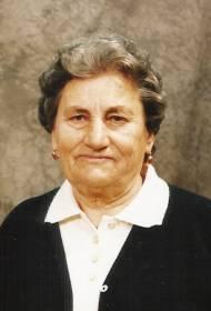 Necrologio ed informazioni sul funerale di Assunta Matteassi
