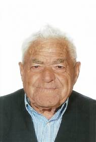 Necrologio ed informazioni sul funerale di Umberto Bastreghi