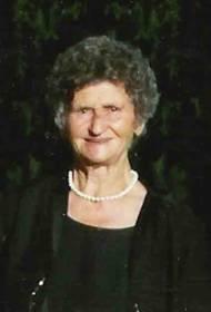 Necrologio ed informazioni sul funerale di Antonietta Viviani