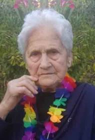 Necrologio ed informazioni sul funerale di Angioli Marina