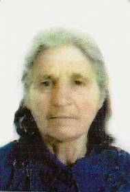 Necrologio ed informazioni sul funerale di Eugenia Meucci