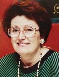 Necrologio ed informazioni sul funerale di Maria Grotti