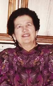 Necrologio ed informazioni sul funerale di Alba Amerighi