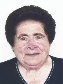 Necrologio ed informazioni sul funerale di Velia Ferretti