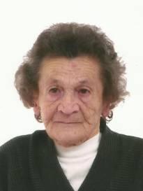 Necrologio ed informazioni sul funerale di Solidea Bossolini