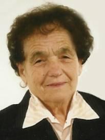Necrologio ed informazioni sul funerale di Pierina Agutoli