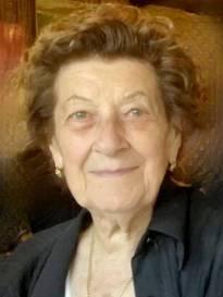 Funerali Lucignano - Necrologio di Giuseppa Bartolini