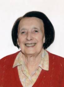 Necrologi di Rosanna Gregori
