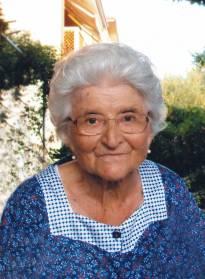 Necrologi di Pierina Agostinelli