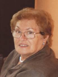 Funerali Senigallia - Necrologio di Dina Mancini
