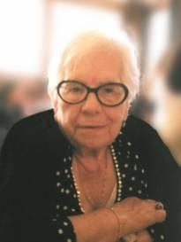 Necrologio ed informazioni sul funerale di Aldesina Torreggiani