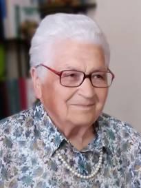 Necrologio ed informazioni sul funerale di Ersilia Landi