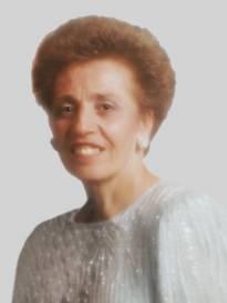 Funerali Trecastelli - Necrologio di Rina Montesi