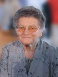 Necrologio ed informazioni sul funerale di Fermina Manoni
