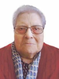 Necrologio ed informazioni sul funerale di Lina Mori