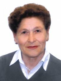 Necrologio ed informazioni sul funerale di Maria Peloni