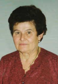 Necrologio ed informazioni sul funerale di Pierina Deangelis