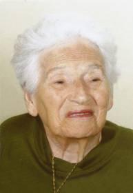 Necrologi di Luigia Bernacchia
