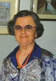 Necrologio ed informazioni sul funerale di Dina Federiconi