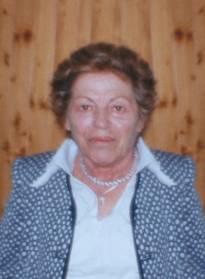 Necrologio ed informazioni sul funerale di Maria Luisa Ferretti
