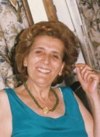 Necrologio ed informazioni sul funerale di Maria Giovannini