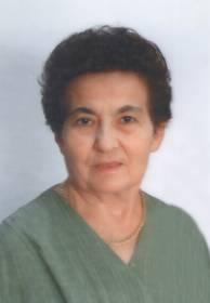 Necrologio ed informazioni sul funerale di Rosina Francoletti